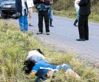 Mujeres asesinadas en Honduras
