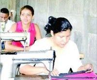 Mujeres mexicanas trabajando