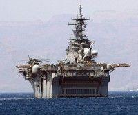 Avanzada estadounidense presagia agresión militar a Libia