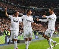 Ozil, Xavi y Cristiano celebran triunfo