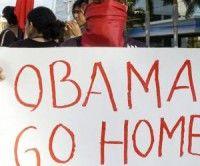 Obama: Una gira con mucho ruido y pocas nueces