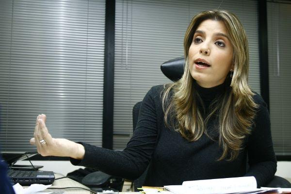 Patricia Villegas, Presidenta de Telesur
