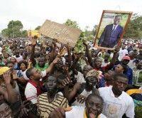 Protestas en Costa de Marfil