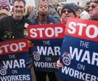 Protestas en Ohio, Estados Unidos
