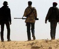 Rebeldes libios. Foto Goran Tomasevic/Reuters