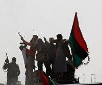 Rebeldes libios. Foto Reuters