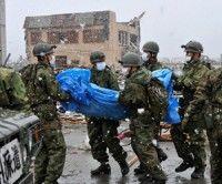 Suman 24 mil muertos y desaparecidos por sismo y tsunami en Japón. Foto Europa Press