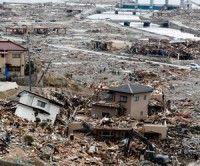Tsunami arrasó en Japón 470 kilómetros cuadrados. EFE/Dai Kurokawa