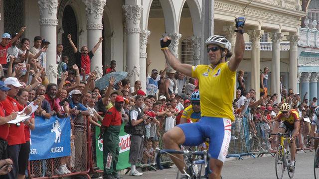 Vuelta ciclistica a Cuba