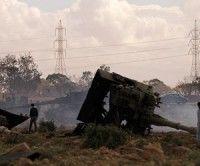 Al menos 90 personas han muerto, mientras que 200 se encuentran heridas por causa de los bombardeos que encabezan Estados Unidos, Francia y Reino Unido contra Libia. Foto AFP