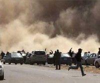 15 rebeldes muertos en ataque de la OTAN
