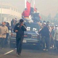 Continuan las protestas y violencia en Bahrein