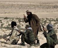 Combates en este de Libia por el control de ciudad petrolera continuan. Foto AFP