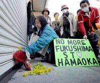 Enfoque en crisis nuclear molesta a víctimas de tsunami en Japón