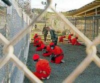 Cárcel Guantanamo. Foto archivo