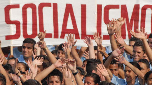 El Socialismo sigue siendo la única esperanza de los pueblos