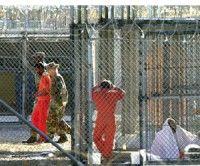 Prisioneros en la Base Naval de Guantánamo