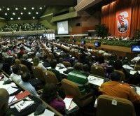 VI Congreso del Partido Comunista de Cuba. Foto: Ismael Francisco