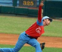 Yander Guevara, pitcher avileño