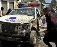 Ataque suicida en Pakistán deja muertos y heridos. Foto EFE