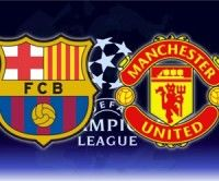 Barcelona vs Manchester United en la final de la Champions League
