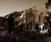 Bombardeos en Tripoli, Libia