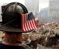 Bomberos rescatistas del 11 de septiembre