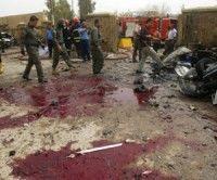 Irak atentados. Foto: AFP