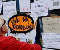 Europa: crisis, recortes y protestas. Foto AFP