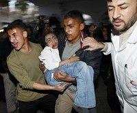 Repercute muertes de palestinos en fronteras con Israel. Foto Reuters