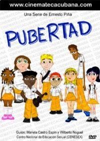 Serie animada Pubertad
