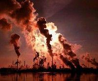 Contaminación de las industrias en EEUU