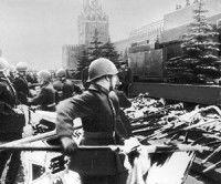 Invasión nazi a la URSS durante la II Guerra Mundial
