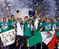 México campeón de la Copa de Oro