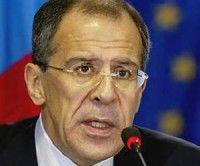 Ministro ruso del Exterior, Serguei Lavrov
