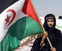 Muchacha Saharaui