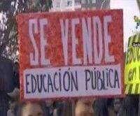 Protestas en Chile. Foto TeleSUR