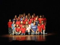 Momento de la obra Abracadabra, de la compañía cubana de teatro La Colmenita.