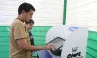 Elecciones en Peru