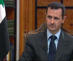 Bashar Al-Assad, Presidente Sirio