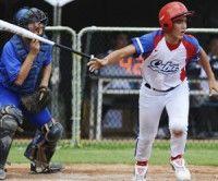 Cubanos en el I Mundial de Beisbol, sub 12