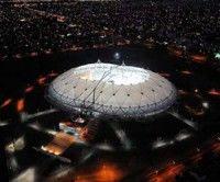 Estadio La Plata sede del juego inaugural de la Copa América