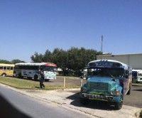Integrantes de la Caravana Pastores por la Paz