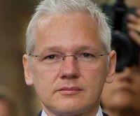 Julian Assange. Foto AFP