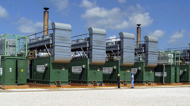 Recupera potencia de generación Central Eléctrica Diésel del municipio de Guáimaro