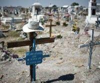 Muertos en México por el crimen organizado. Foto: AFP