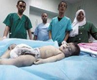 Niño asesinado en los bombardeos de la OTAN a Libia
