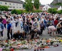 Noruega continua riendo tributo a las victimas del ataque