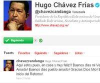 Twitter de Hugo Chávez