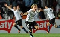 Uruguay celebra el triunfo